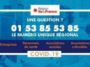 Covid-19 : La Région Île-de-France lance un plan d'urgence pour les entreprises 2