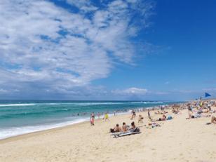 Ouverture des inscriptions pour la journée à la plage de Ouistreham 28