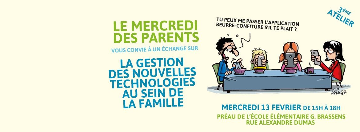 Relations parents-enfants : Parlons-en !