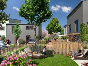 ANRU (Agence Nationale pour la Rénovation Urbaine) Les jardins de l'Yerres 7