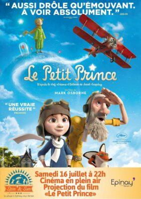 """Projection gratuite du film """"Le Petit Prince"""" 1"""