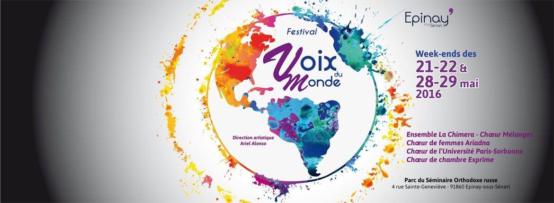 Festival Voix du Monde