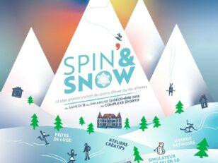 Spin and Snow 2018 : c'est le dernier jour ! 1