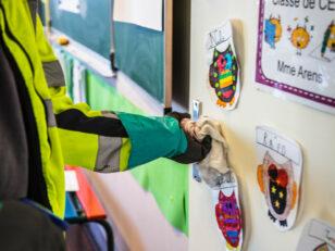 Écoles : Un protocole sanitaire durci, des agents mobilisés 118