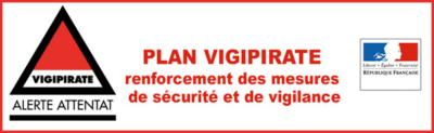 Plan Vigipirate renforcé 1