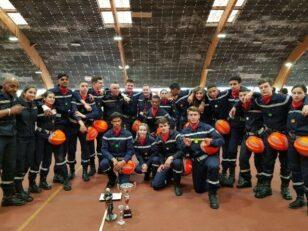 Les JSP remportent le trophée régional ! 2