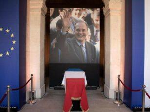 Hommage à Monsieur Jacques CHIRAC 1