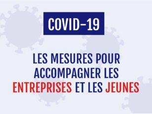 Covid-19 : Dispositifs d'aide aux entreprises et aux jeunes 57