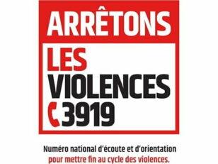 Arrêtons les violences 1