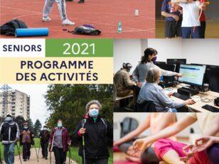 Mise à jour du programme des activités Seniors 49
