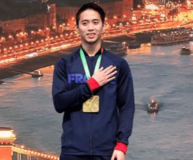 Franck NGOAN : Champion d'Europe de Karaté ! 5