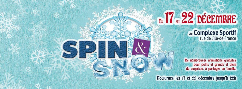 Spin' & Snow