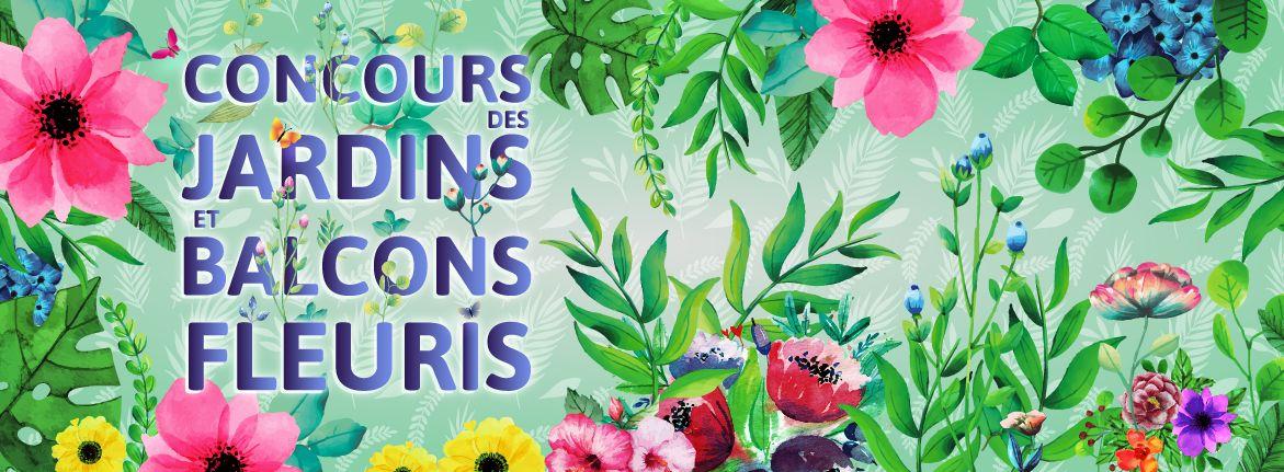 Concours des jardins et balcons fleuris 2021