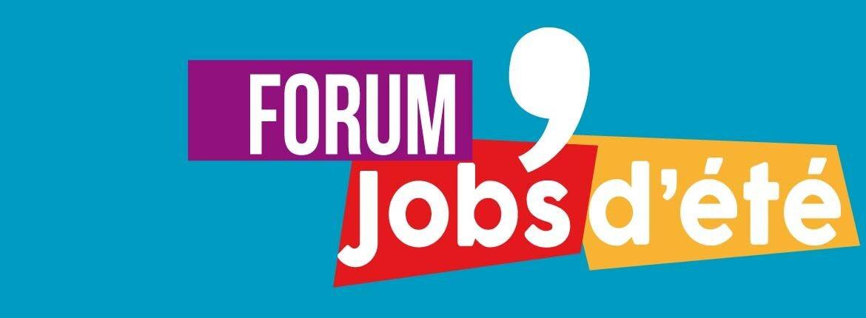 Forum Jobs d'été – édition 2017