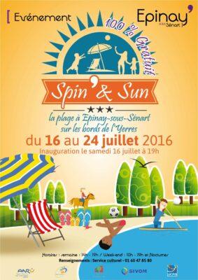 Aujourd'hui, Spin' & Sun se met au rythme des Caraïbes 1