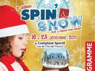 Spin and Snow, saison 2 - Le programme ! 6