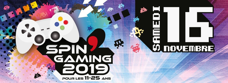 Spin'Gaming 2019