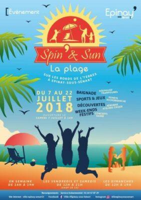 Spin & Sun : 15 jours de fun 1