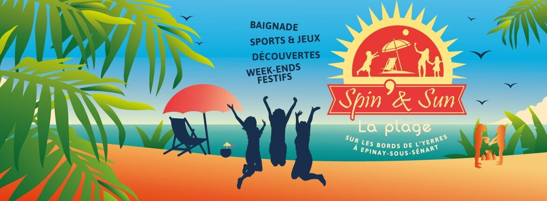 Spin & Sun : quinze jours de fun !