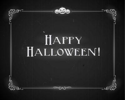 La MAC fait son cinéma... pour Halloween 1