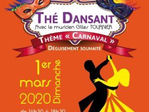 Thé dansant sur le thème du carnaval 3