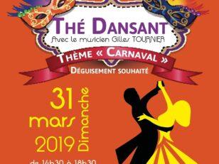 Thé dansant sur le thème du carnaval 14