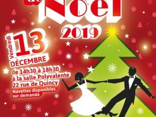 Goûter de Noël : prolongations des inscriptions jusqu'au 2 décembre 11