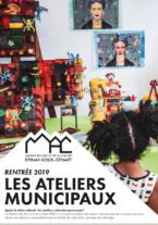 Ateliers artistiques et culturels municipaux 15