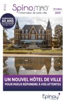 Spin'Mag n° 143 - Octobre 2019 2