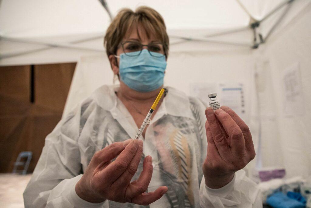 Lancement de la vaccination à Epinay-Sous-Sénart 6