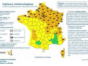 Vent violent : prudence sur les routes 12