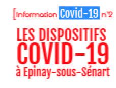Covid-19 : Lettre d'information Municipale n°2 14
