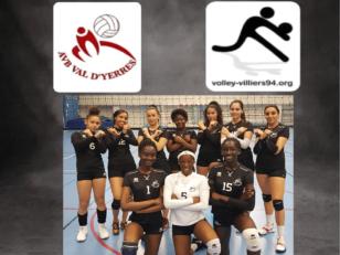Volley : match décisif ce samedi au complexe sportif 3