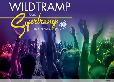 "Concert Wildtramp, ""Tribute to Supertramp"" 1"